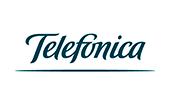 Hemos trabajado con Telefónica